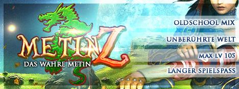 MetinZ - The real Metin