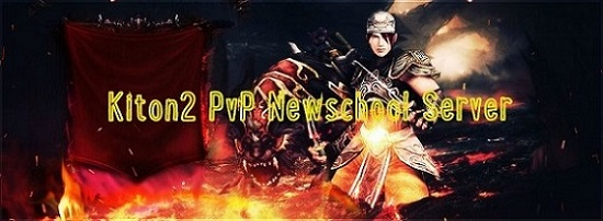 Kiton2 PvP Fun Server Newschool
