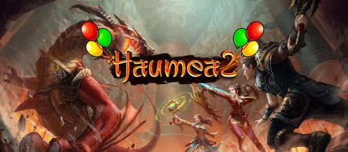 Haumea2 - Fun PvP Server