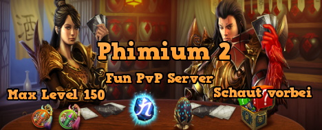 Phimium2 - Fun PvP Server