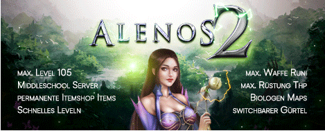 Alenos2 | Middleschool Server