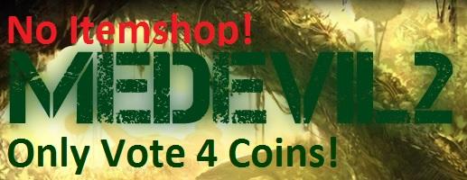 Medevil2 - No Itemshop