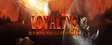 Be a brave and loyal warrior