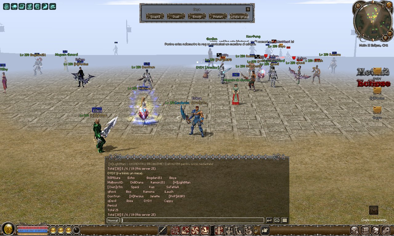Metin2 Eclipse - PvP 2018
