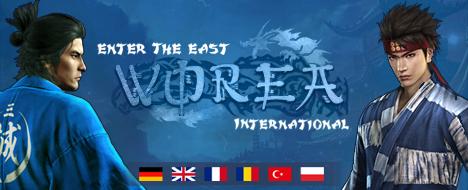 Worea - Enter the East | International (639 Votes)