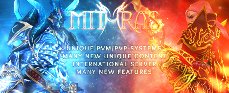 Mithras2 - 1k+ Players Concurrently BIG UPDATE 01.12