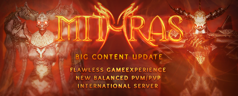 Mithras2 - Content Update Coming