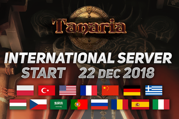 TanariaMT2.com | 22.12.2018 | INTERNATIONAL | MIDDLESCHOOL