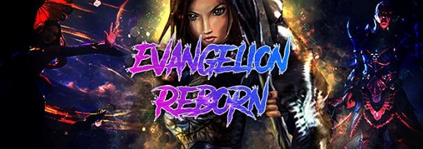 Evangelion Reborn | Serveur PvP