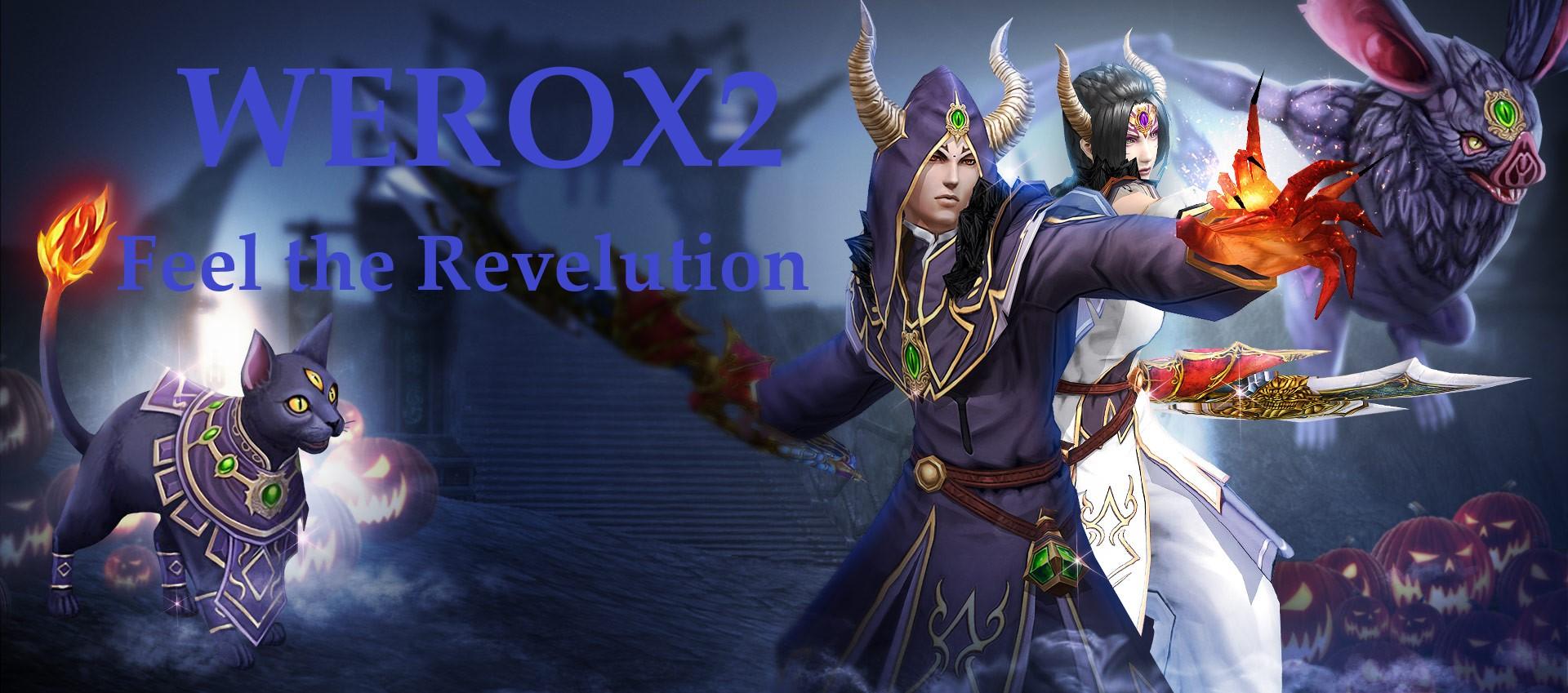 Werox2 [PvP] - Feel the Revelution