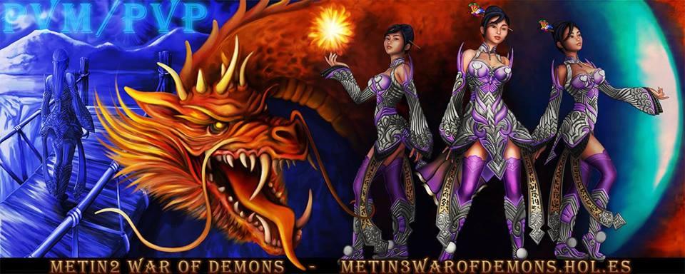 Metin2WarOfDemons