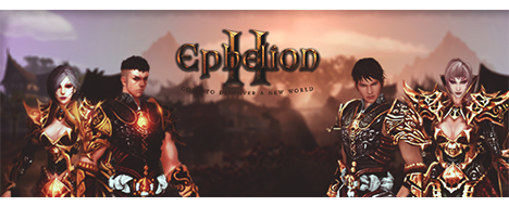 Ephelion2 - Come To Discover A New World