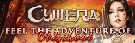 Cymera - Feel the Adventure of Oldschool (3399 Votes)