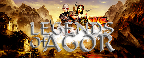 Legends Of Agor - Feel the power of the legends