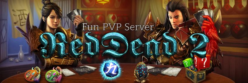 RedDead2 - Pvp Server