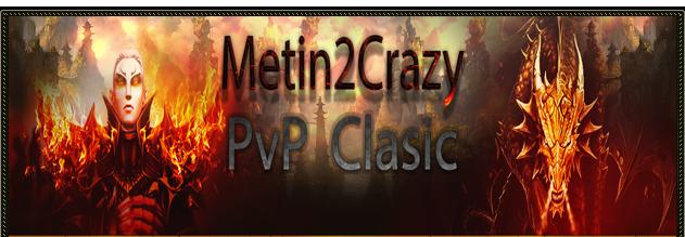Metin2Crazy PvP