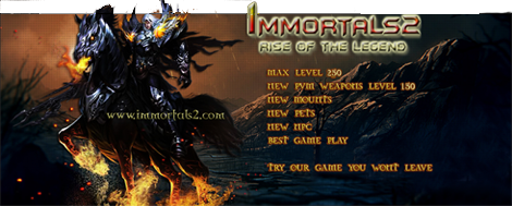 Immortals2-Rise of the legend