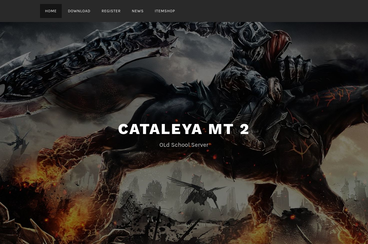 Cataleya The New Rise of Metin2