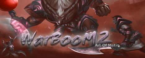 WarBooM2 Art Of Metin ( Ro server )