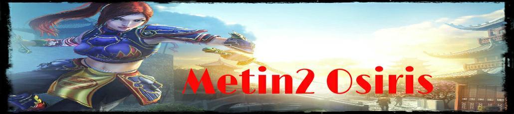 Metin2 Osiris Reborn 2018
