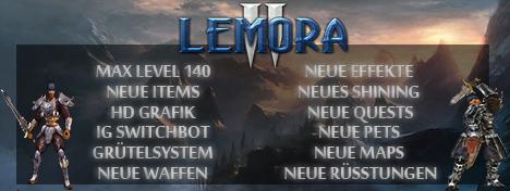 Lemora2 - PvP Server 2015