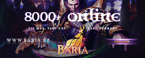 Baria.bz - International Private Server Metin2
