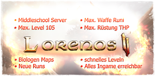 •⊱ Lorenos2 | Middleschool Server ⊰•