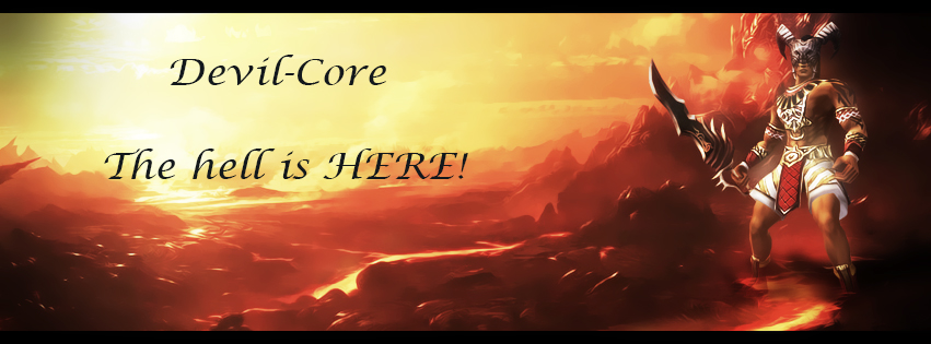 DevilCore ! The Hell is here.