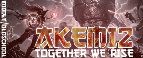Akemi2 -Together We Rise - INTERNATIONAL
