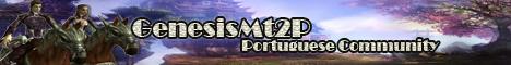 GenesisMt2P Portuguese Community