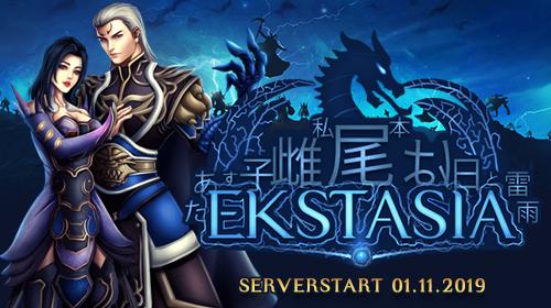 Ekstasia - Heroes Reborn | International | 01.11.2019