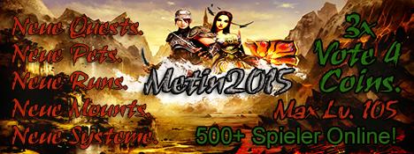 Metin2015 - Neue Gefahren!