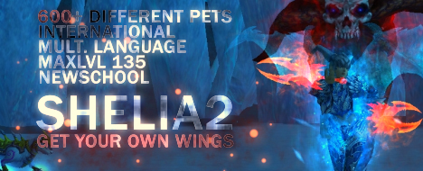 Shelia2 - Serverstart 19.08
