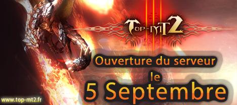 Top-MT2 || Réouverture !