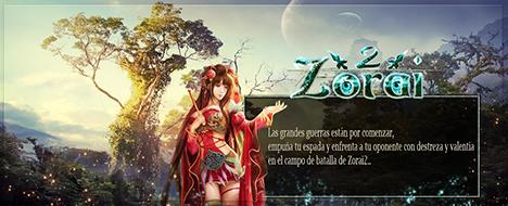 Zorai2 - Servidor privado de Metin2