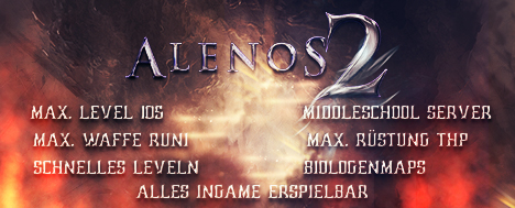 •⊱ Alenos2 | Middleschool Server ⊰•