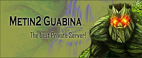 Metin 2 Guabina Best Private Server