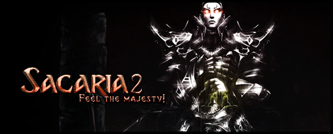 [DE/EN] Sacaria2 - Feel the majesty! [Max. Level 99] [NEW]