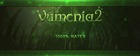 Vumenia2 - Server NOW ONLINE !!!