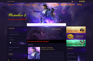 http://wonder.e-metin2.ro/